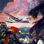 Vintage Commercial Flight