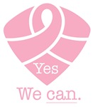 Yes We Can - Breast Cancer Awareness