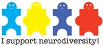 I Support Neurodiversity!