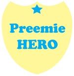 Preemie Hero - Blue