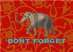 Elephant Reminder Magnet