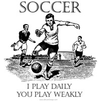 I Play Daily Soccer