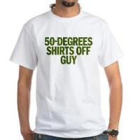 50-DEGREES SHIRTS OFF GUY