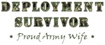 Deployment Survivor (Army Wife)