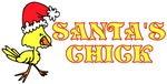 Santa's Chick