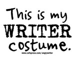 Writer Costume