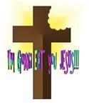 I'M Gonna Eat You Jesus!!!
