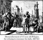 Dismemberment of Pelagius
