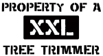 Property of: Tree Trimmer