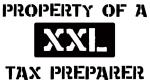 Property of: Tax Preparer