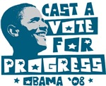 Cast a Vote for Progress 