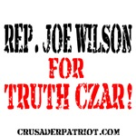 REP. JOE WILSON FOR TRUTH CZAR!