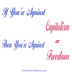 Capitalism Equals Freedom