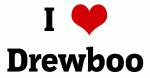 I Love Drewboo