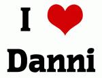 I Love Danni