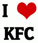 I Love KFC