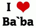 I Love Ba`ba