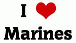 I Love Marines