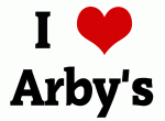 I Love Arby's