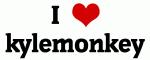 I Love kylemonkey