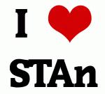 I Love STAn