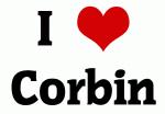 I Love Corbin