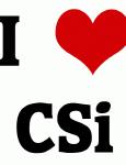 I Love CSi