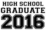 HIGH SCHOOL GRADUATE 2016