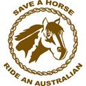 Ride An Australian T-shirts