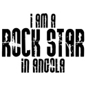 Rock Star In Angola T-shirt