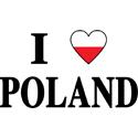 I Heart Poland T-shirt