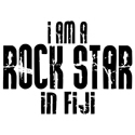 Rock Star In Fiji T-shirts