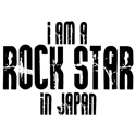 Rock Star In Japan T-shirts