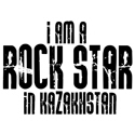 Rock Star In Kazakhstan
