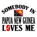 Somebody In Papua New Guinea