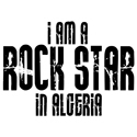 Rock Star In Algeria T-shirts