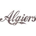 Vintage Algiers Merchandise