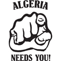Algeria Needs You