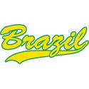 Retro Brazil T-shirt