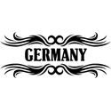 Tribal Germany T-shirts