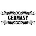 Tribal Germany T-shirts