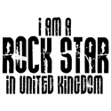 Rock Star In United Kingdom