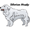 Siberian Husky T-shirt, Siberian Husky T-shirts
