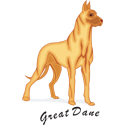Great Dane T-shirt, Great Dane T-shirts