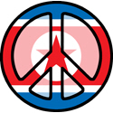 Peace In North Korea T-shirts