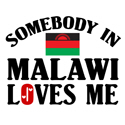 Somebody In Malawi T-shirts