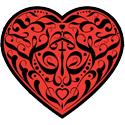 Tribal Love T-shirts