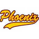 Retro Phoenix T-shirts