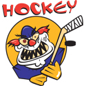 Hockey Clown