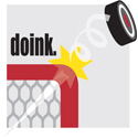 Funny Hockey Doink